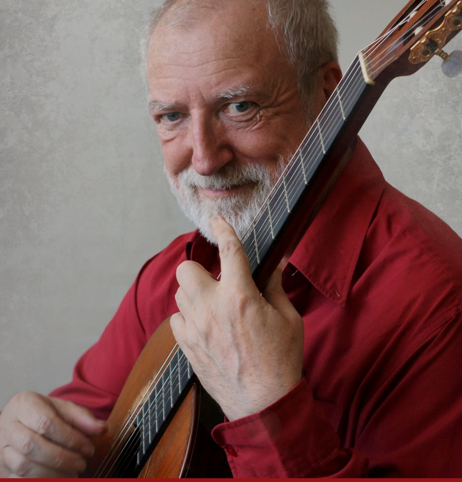 Video - Stepan Rak - World-class guitar virtuoso, composer and Professor